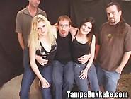 Two Girl Bukkake Tryout - Movies