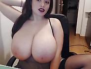 Webcams 2014 - Fuckin Gorgeous Babe W J Cups 3