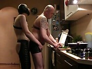 New Young Sadist Hard Bareback Fuck When I Prepare A Salad