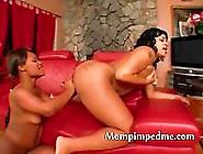 Big Booty Ebony Lesbians Love Pussy