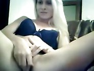 19 Year Old Vibrating Her Pussy