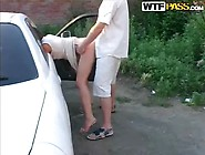 16. 918 Outdoor Car Sex