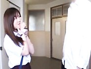 Subtitled Cfnm Japan Schoolgirl Bathroom Penis Washing