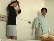 Freaky Chinese Nurse Has Fucked Large In A Bathroom
