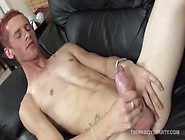 Cute Twink Karl Brooks Jerks Off And Cums