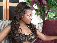 Plowing A Black Milf Pussy In Close Up As The Lady Moans