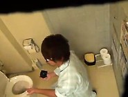 Porno Starving Thai Nurse Acquires A Yonker In A Toilet Cabin