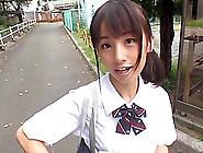 Asian Teen Rimu Sasahara Is Fucked In Hot Pov