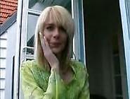 Private Amateur Hure Anna Lena Bekommt Besuch Auf Ihrem Balkon V