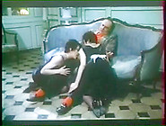 Retro Hairy French Ladies In A Hot Long Sex Movie