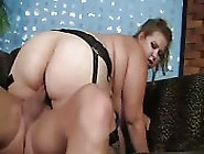Busty Bbw Gets Fucked And A Big Cock In That Pussy