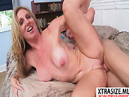 Lovely Aunty Jenna Covelli Gets Nailed Good Touching Son's