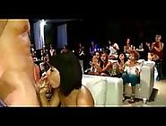 Cfnm Party Where Guy Givess Facial To Black Girl