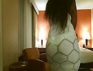 Ms.  Cleo Big Booty Cam #3