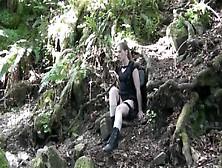 Onto Raider Girl's Scent Villain And Superheroine Fan Film