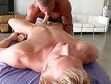 Trace Michaels And Christopher Daniels Have Anal Sex