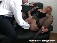 Youporn - Bossy Bitch Fist Fucked Till She Squirts