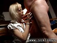 Old Blowjob And Red Head First Time Bruce Has Been Married For 3