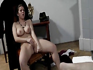 Blonde Girl Fucked By This Old Man