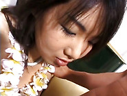 Sweet Cute And Lewd Japanese Gal Provides Dude With A Nice Blowj