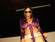 Carmen Hayes And Them Big Ass Tittes At The All Star Weekend