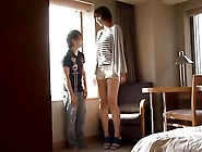 Japanese Tall Woman For Small Guy... F70