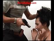 Gun In Her Pussy Pistola Nella Figa Italian Porn Bizzare