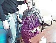 Glorious Arab Babe Fucks For Cash And Cums Like Wild Slut
