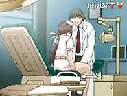 Hentai Doctor Uses His Big Tool On One Of His Nurses