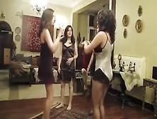 Arabic Sluts Dancing In Underwear