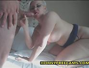 Mature Homemade Couple Bangs On Camera