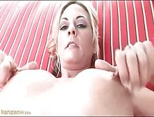 Milf Pornstar Sindy Lange Fingers Soaking Wet Pussy