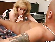 Sexy Mature In Action