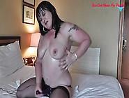 Dirty British Wife Cum Covered