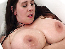 Chubby Babe Invites Us At Shower