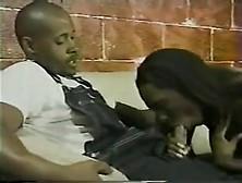 A Black Girl & Devlin Weed (Audio Low!)