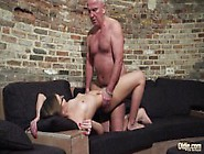 Old And Young Porn - Grandpa Fucks Teen Pussy Fingers Her Twat A