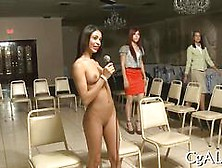 Lesbo Sluts Are Down To Be Fucked Real Good