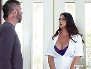 Alison Tyler Gives A Toyboy Patient A Special Prescription