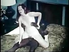 Una Scopata Interrazziale Vintage