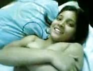 Desi Shy Girl With Bf