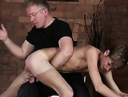 Gay Sex But After All That Beating,  The Master Wants A Jizz