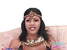 Kristina Milan Hot Arab Girl Gets Fucked Huge Breast