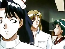 Hentai Love Of Mylife And Wild Nurse...