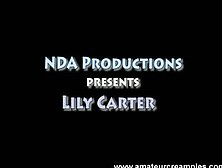 Lily Carter Amateur Creampies 2