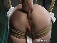 Bdsm Xxx Beautiful Slave Girls Are Shackled Before Pleasing Thei