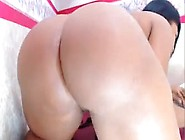 Brazilian Ass Teasing Close Up