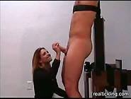 Femdom Handjob - Post Orgasm. Mp4