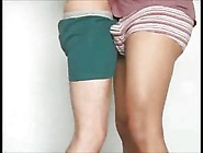 Anuncio De Calzones.  Underwear Comercial