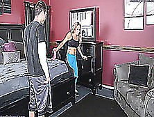 Stepmom Punished
